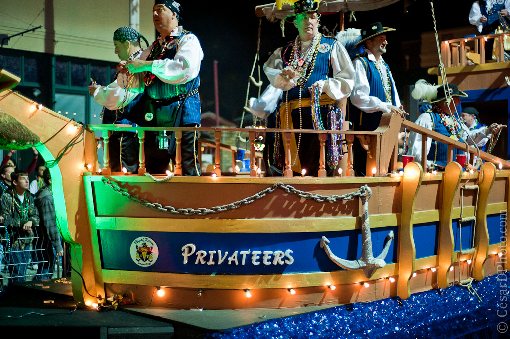 ST Pat Privateers