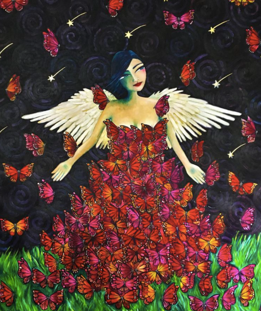 The Butterfly Angel