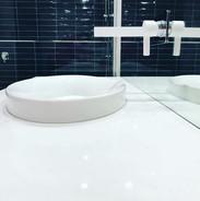 New bathroom Reno complete!!_Design by _
