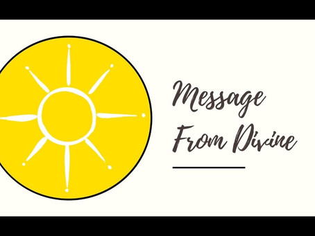 Message from Divine - Strength