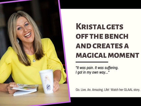 GLAAL - Kristal Gets Off The Bench and Creates a Magical Moment