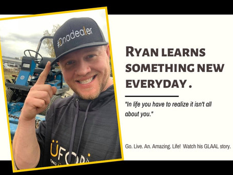 GLAAL - Ryan Learns Something New Everyday