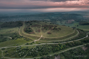 Cissbury Ring and Findon