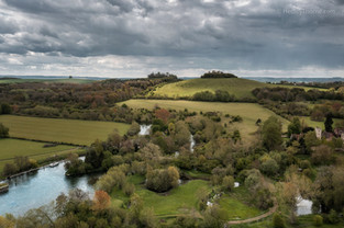 Wittenham Clumps and The Thames