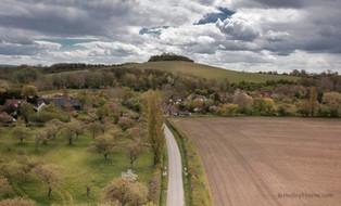 Little Wittenham, Round Hill