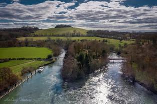 Days Lock, Wittenham (River Thames/Wittenham Clumps)