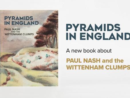Paul Nash and Wittenham Clumps