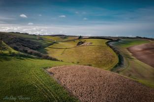 Dean's Bottom, Lowbury Hill