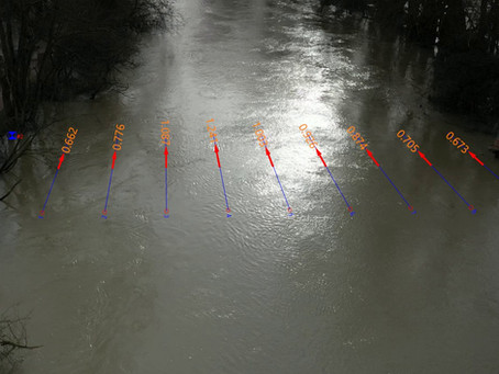 Thames lateral flow testing!