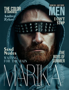 MARIKA MAGAZINE MEN (July - issue 83)