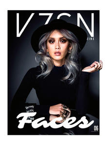 VZSN Magazine FACES Vol. 2 Issue 6 11 20