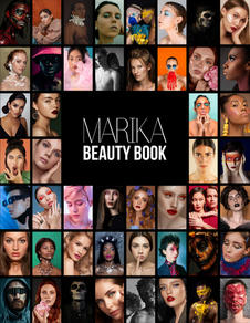 MARIKA BOOK! BEAUTY - Issue No. 2 - DECEMBER
