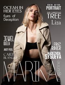MARIKA MAGAZINE ISSUE 86 - PORTRAIT-1