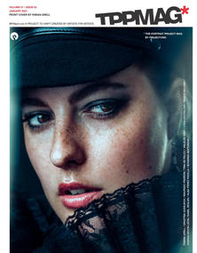 The Portrait Pr0ject Mag - Vol. 1 Issue