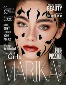 MARIKA MAGAZINE ISSUE 81 - BEAUTY-1