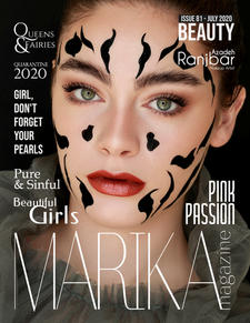 MARIKA MAGAZINE ISSUE 81 - BEAUTY-1