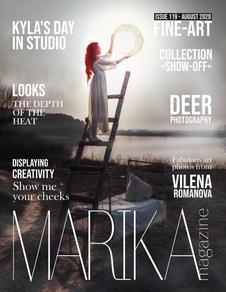 MARIKA MAGAZINE ISSUE 119 - Fine-art-1
