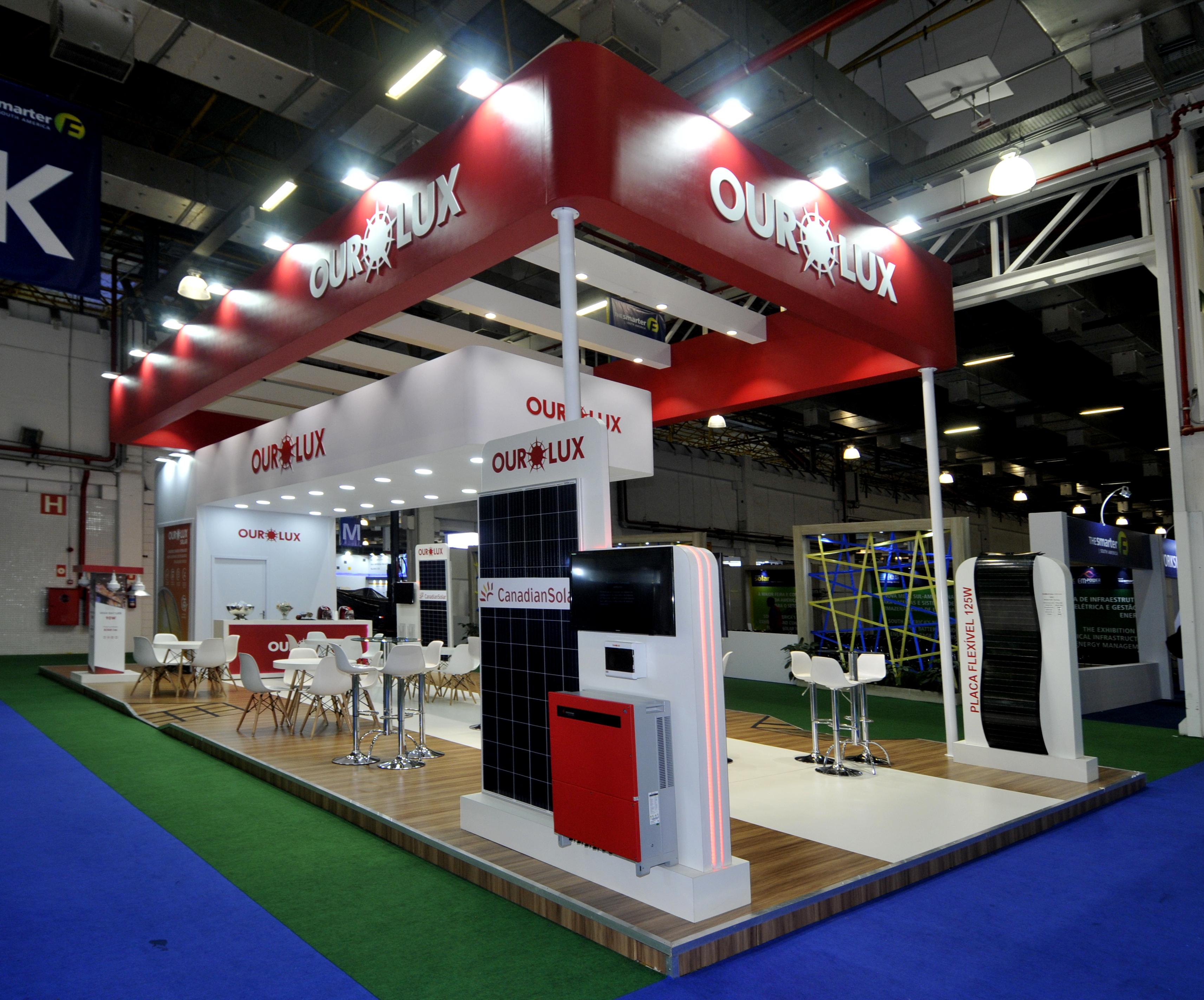 OUROLUX - INTERSOLAR 2019