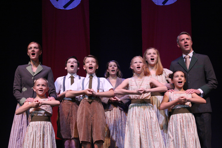 The Von Trapp Family Singers