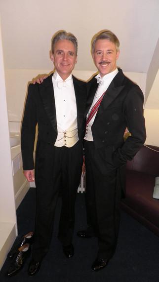 Captain Von Trapp and Herr Zeller