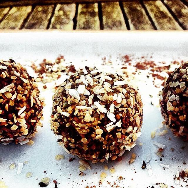 Hemp Protein Balls