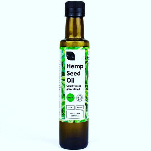 Organic Hemp Seed Oil 250ml