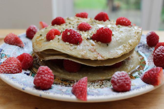 Hempy Pancake Day!