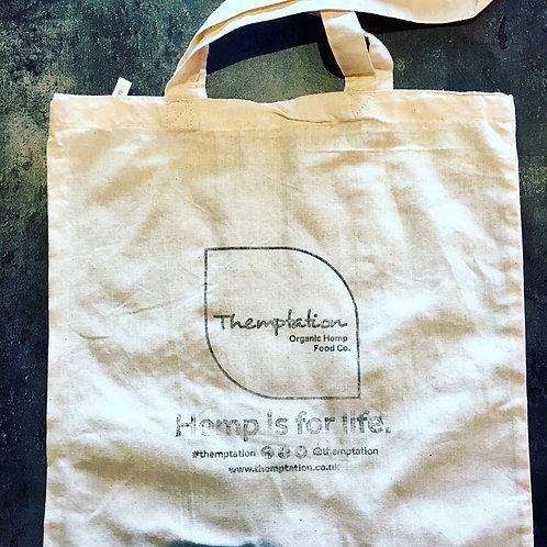 Themptation tote bag