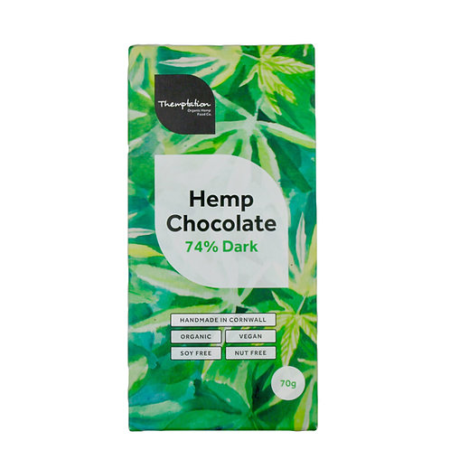 Organic Hemp Chocolate