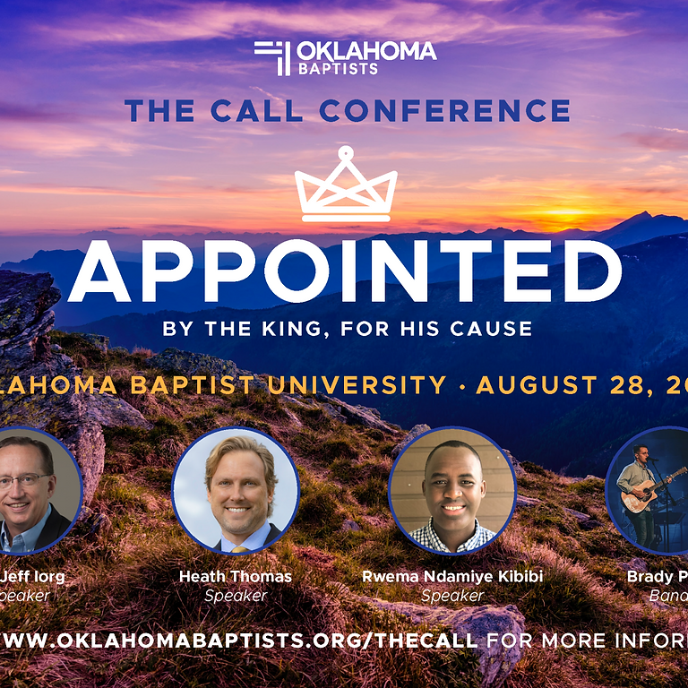The Call Conference - Appointed