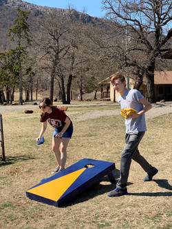 Fun times @ Spring Retreat