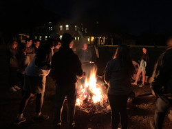 S'mores time - Spring Retreat