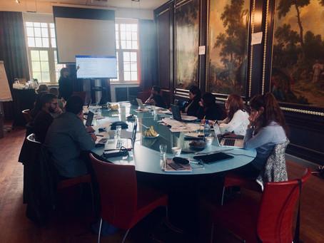 Reunión Leewarden proyecto Ensoed