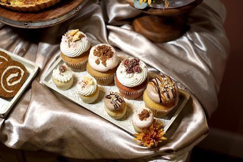 Mini Thanksgiving Cupcake Box