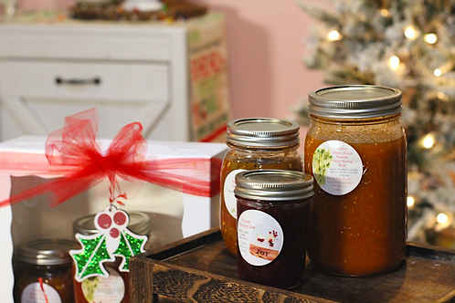 Jar Trio Gift Box