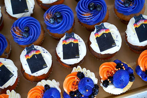 Booker Jersey Cupcake 🏀