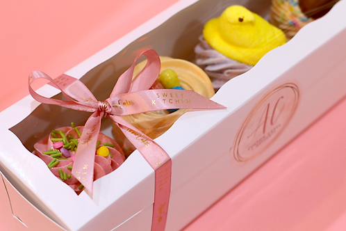 All Things Easter Cupcake Box