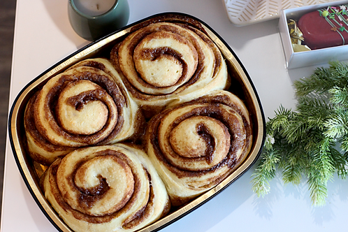 Take N' Bake Cinnamon Rolls (4pk)