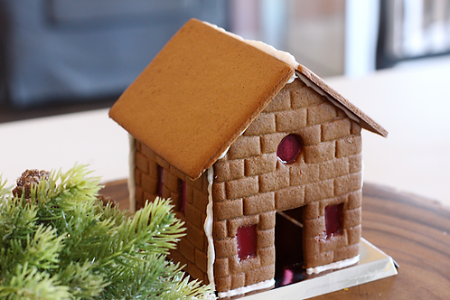 Gingerbread House Decorating At Abbie Cakes!