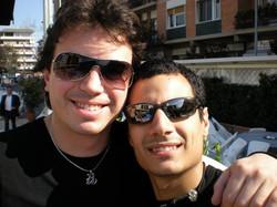 Me and Claudio Junior Bielli 1