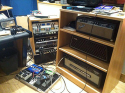 Recording Guitars 1