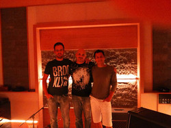 With Roberto Lo Monaco and Daniele Iacono