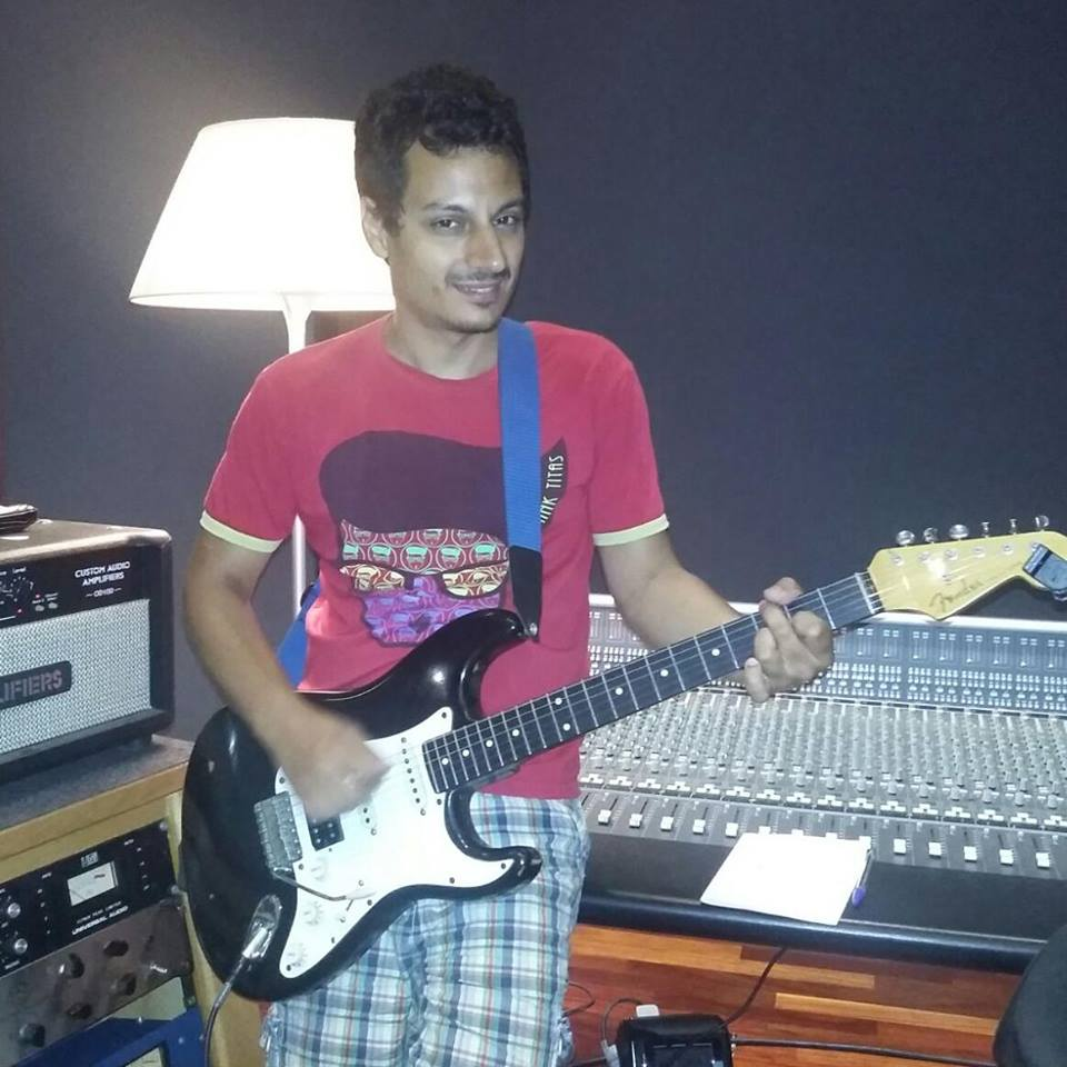 At Forward Studios  4
