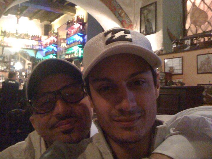 With Luca Scorziello