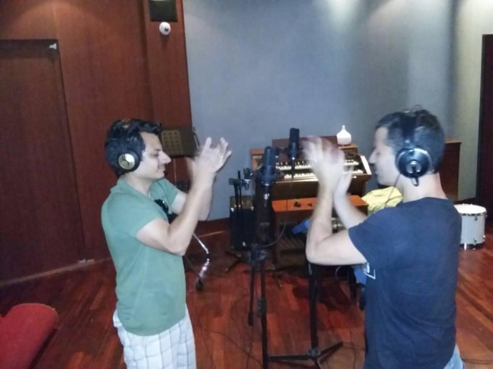 _Clapping_ at Forward Studios