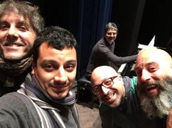 Teatro Vittorio Emanuele, Tony Canto, Tony Brundo, Luca Scorziello, Giovanni Arena