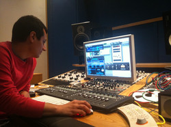 At Absolute Recording Studio 3