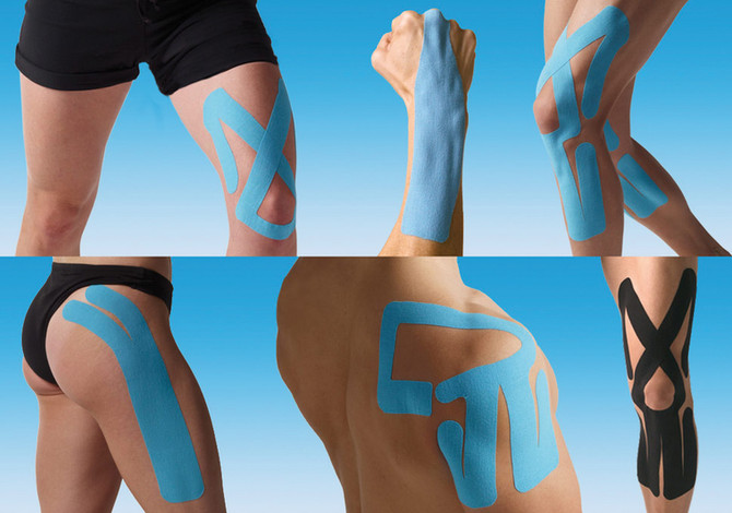 Kinesio Taping: theory and practice