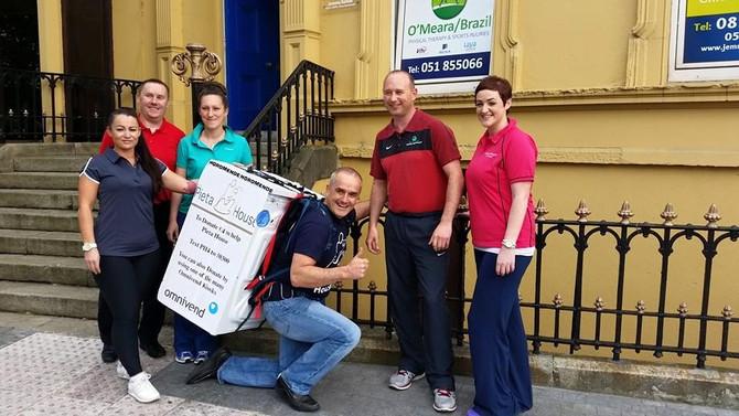 Pieta Challenge Belfast to Waterford Walk