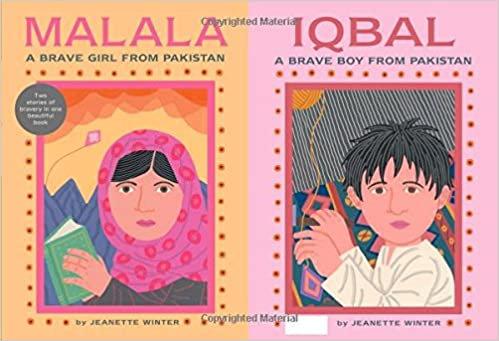 Malala/Iqbal By Jeanette Winter Hardback